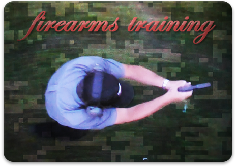 Firearms Training Maine view from overhead