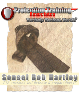 Unarmed Self Defense with Sensei Hartley